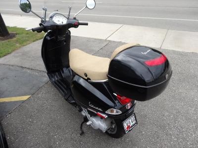 Used-2007-Vespa-LX50