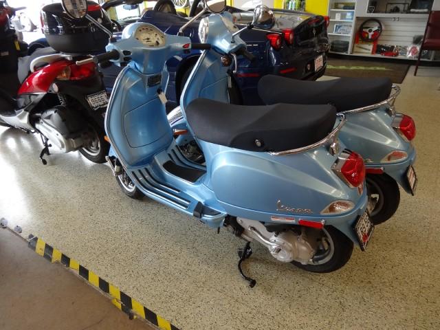 Used-2008-Vespa-LX50