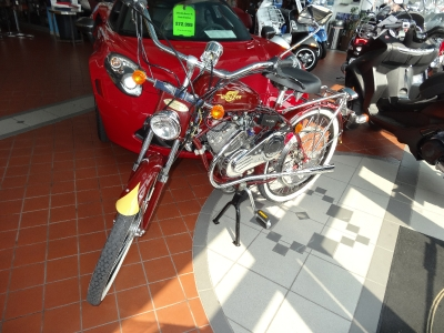 Used 1999 Whizzer Pacemaker II Anniversary | Brookfield, WI