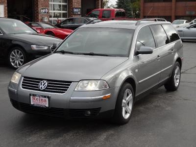 2004 Volkswagen Passat Wagon Glx 4motion Stock 5313 For