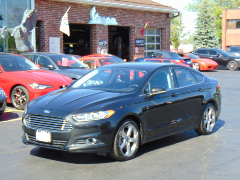 Used 2013 Ford Fusion SE | Brookfield, WI