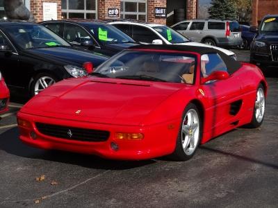 Auto Loan Calculator Edmunds >> 1999 Ferrari 355 SPIDER F1 Stock # 6247 for sale near Brookfield, WI   WI Ferrari Dealer
