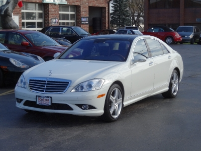 Used 2008 Mercedes Benz S Class S550 4MATIC | Brookfield, WI