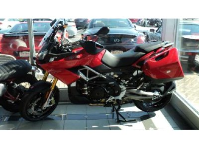 New 2015 Aprilia Caponord 1200ABS Travel Pack-End of Season Special   Brookfield, WI