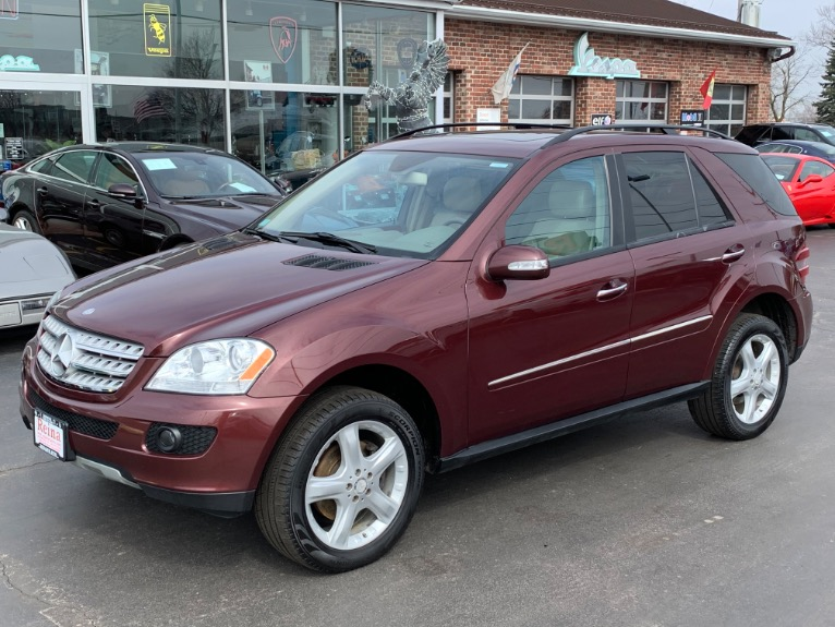 Used 2008 Mercedes-Benz ML 350 4MATIC | Brookfield, WI