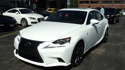 2014 lexus is 350 f sport package stock 4260 for sale near brookfield wi wi lexus dealer. Black Bedroom Furniture Sets. Home Design Ideas