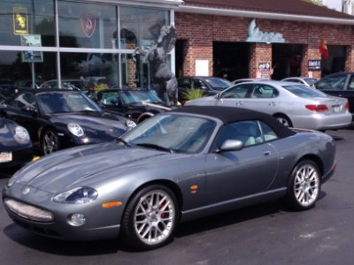 Used 2006 Jaguar XKR 4.2 Supercharged Convertible | Brookfield, WI