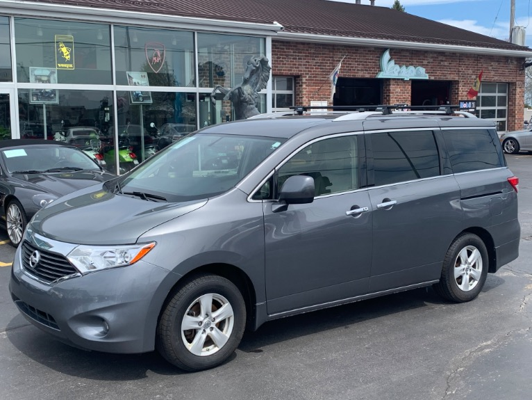 Used 2014 Nissan Quest 3.5 SV | Brookfield, WI