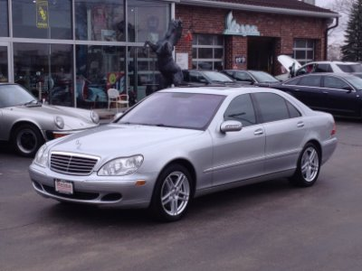 Used 2004 Mercedes-Benz S-Class AWD S430 4MATIC | Brookfield, WI