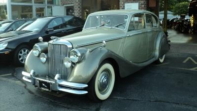Used 1951 Jaguar Mk V Saloon  | Brookfield, WI
