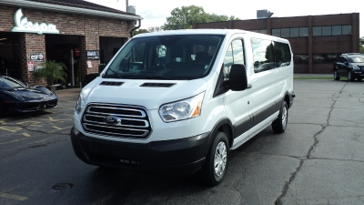 Ford Transit Wagon >> 2016 Ford Transit Wagon 15Passenger 350 XLT Stock # 9306 for sale near Brookfield, WI | WI Ford ...