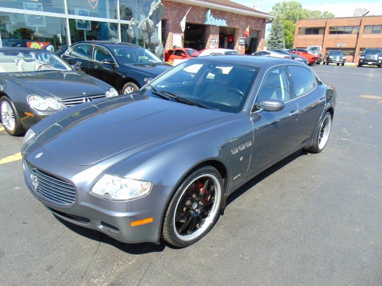 Used 2005 Maserati Quattroporte  | Brookfield, WI