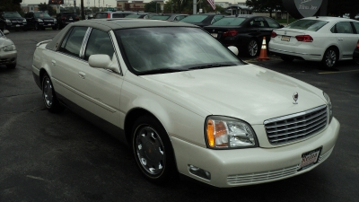 Used-2001-Cadillac-DeVille-DHS