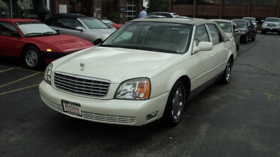 Used 2001 Cadillac DeVille DHS   Brookfield, WI