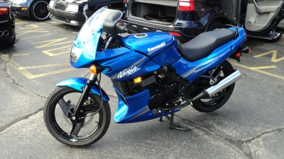 Used 2009 Kawasaki Ninja 500R  | Brookfield, WI