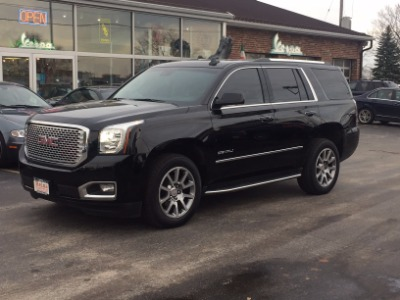 2015 gmc yukon denali stock 9763 for sale near brookfield wi wi gmc dealer. Black Bedroom Furniture Sets. Home Design Ideas