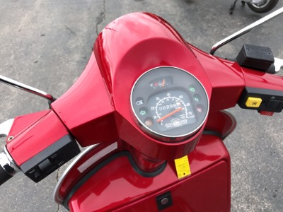 Used-2014-Genuine-Stella-125cc-4-Stroke-Air-Cooled