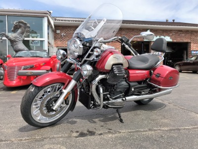 New 2017 Moto Guzzi California 1400 Touring  | Brookfield, WI