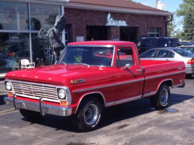 Used 1969 Ford F-100  | Brookfield, WI