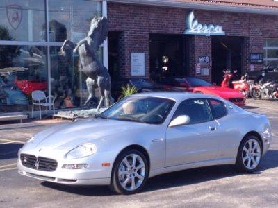 2005 Maserati Coupe Cambiocorsa Stock # 7203 for sale near ...