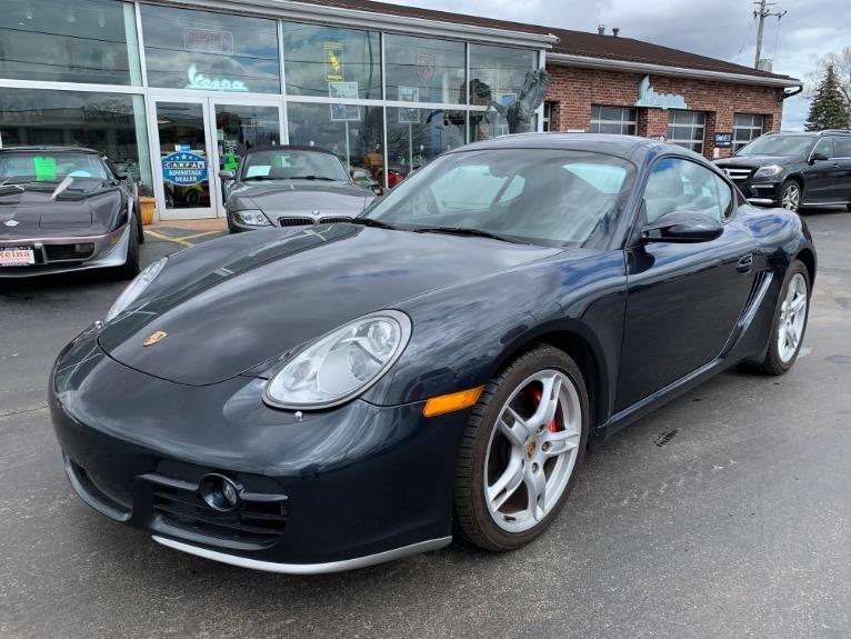 2006 Porsche Cayman S S Stock 1695 For Sale Near