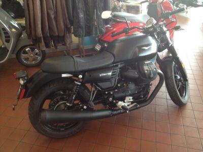 New 2017 Moto Guzzi V7III Stone  | Brookfield, WI