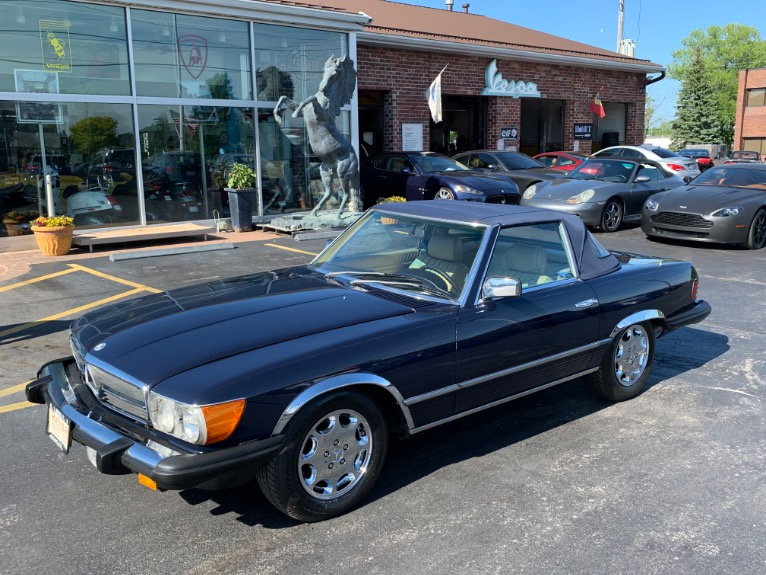 Used 1981 Mercedes-Benz 380-Class 380 SL | Brookfield, WI