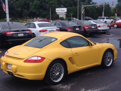 Used-2007-Porsche-Cayman