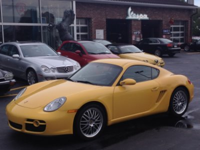 Used 2007 Porsche Cayman  | Brookfield, WI