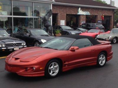 2001 Pontiac Firebird Stock 9757 For Sale Near Brookfield Wi Wi