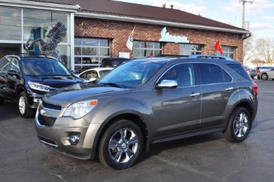Used 2011 Chevrolet Equinox LTZ AWD | Brookfield, WI