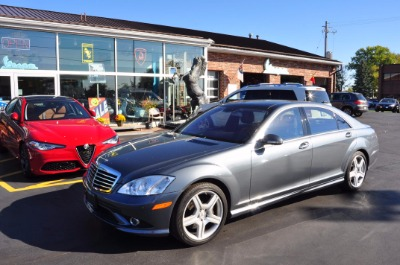 Used 2007 Mercedes-Benz S-Class S 550 4MATIC | Brookfield, WI