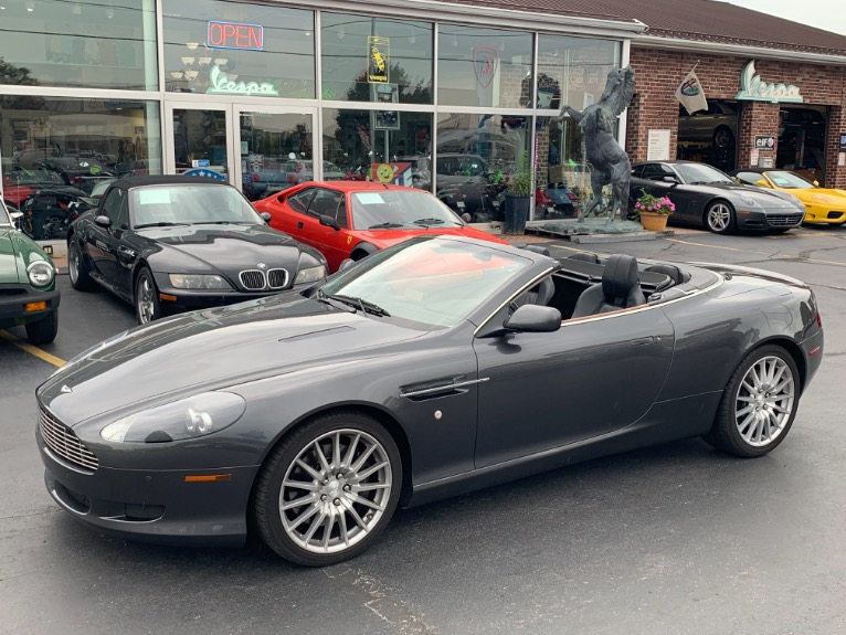 Used 2007 Aston Martin DB9 Volante Convertible | Brookfield, WI