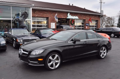 Used 2014 Mercedes-Benz CLS CLS 550 4MATIC | Brookfield, WI