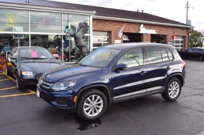 Used 2014 Volkswagen Tiguan SE 4Motion | Brookfield, WI