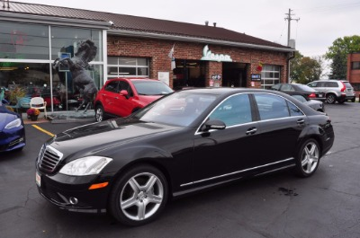 Used 2009 Mercedes-Benz S-Class S 550 4MATIC | Brookfield, WI