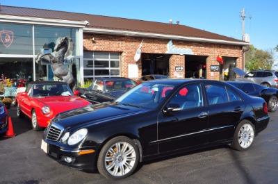 Used 2008 Mercedes-Benz E-Class E 350 4MATIC | Brookfield, WI