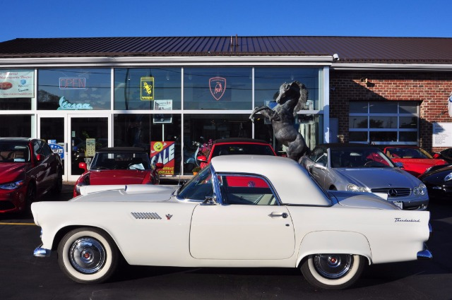 Used-1955-Ford-Thunderbird-Convertible-w/-Hard---Soft-Top