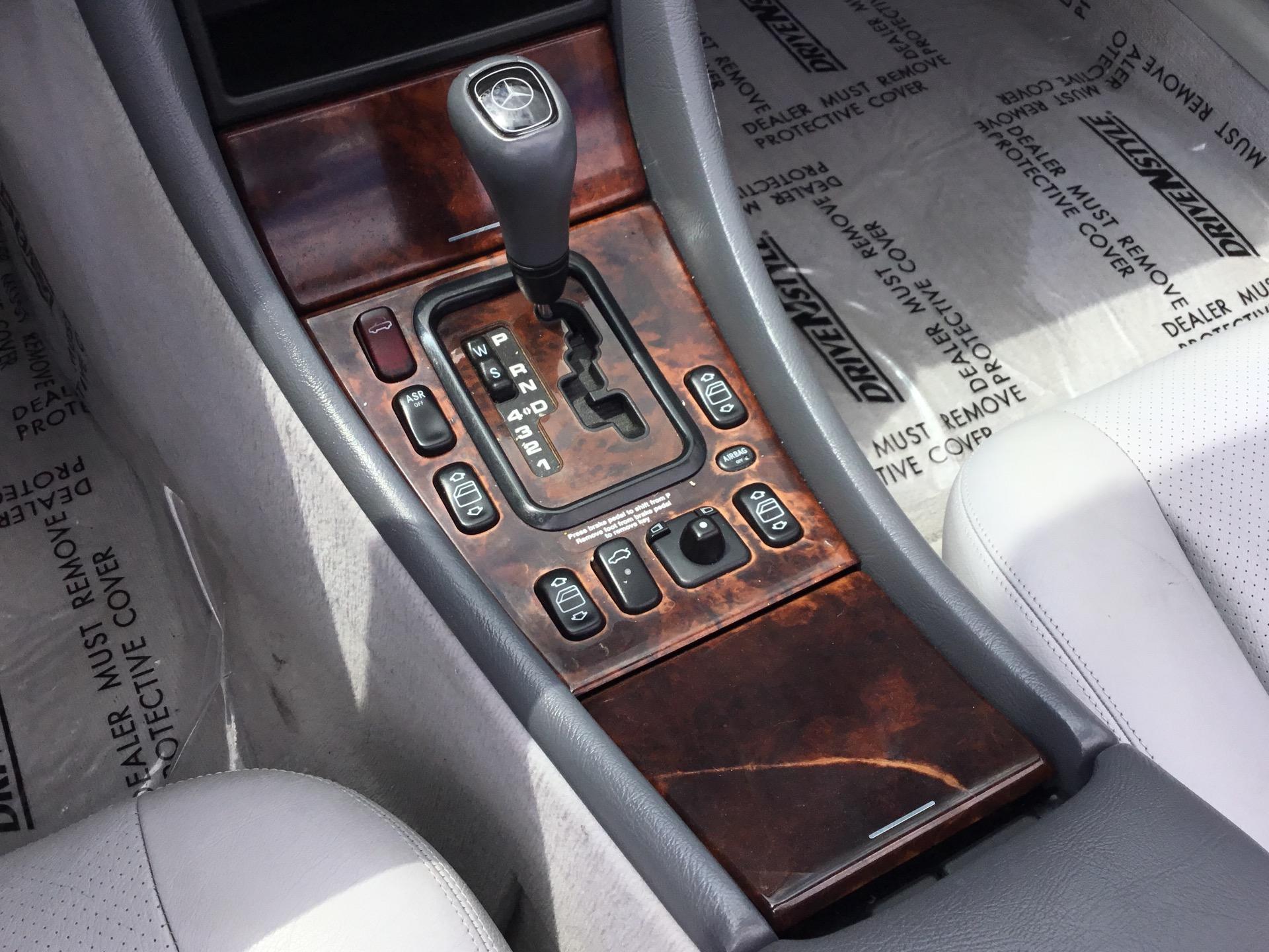 Used-1999-Mercedes-Benz-CLK-Class-CLK320