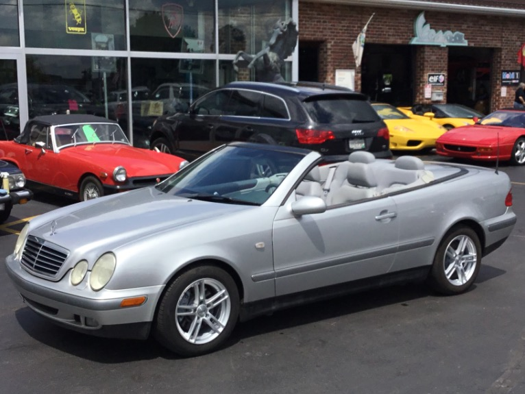 Used 1999 Mercedes-Benz CLK 320 Convertible | Brookfield, WI