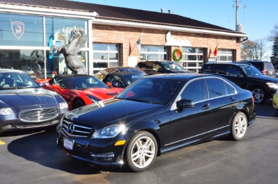 Used 2014 Mercedes-Benz C-Class C 300 Sport 4MATIC | Brookfield, WI