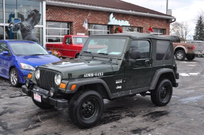 2004 Jeep Wrangler X Willys Edition Stock 4449 For Sale
