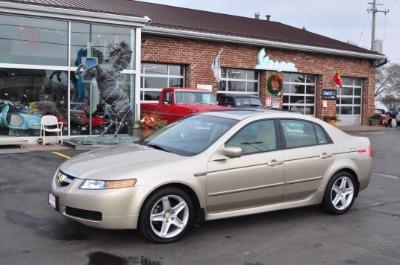 Acura TL WNavi Stock For Sale Near Brookfield WI - 2004 acura tl used for sale