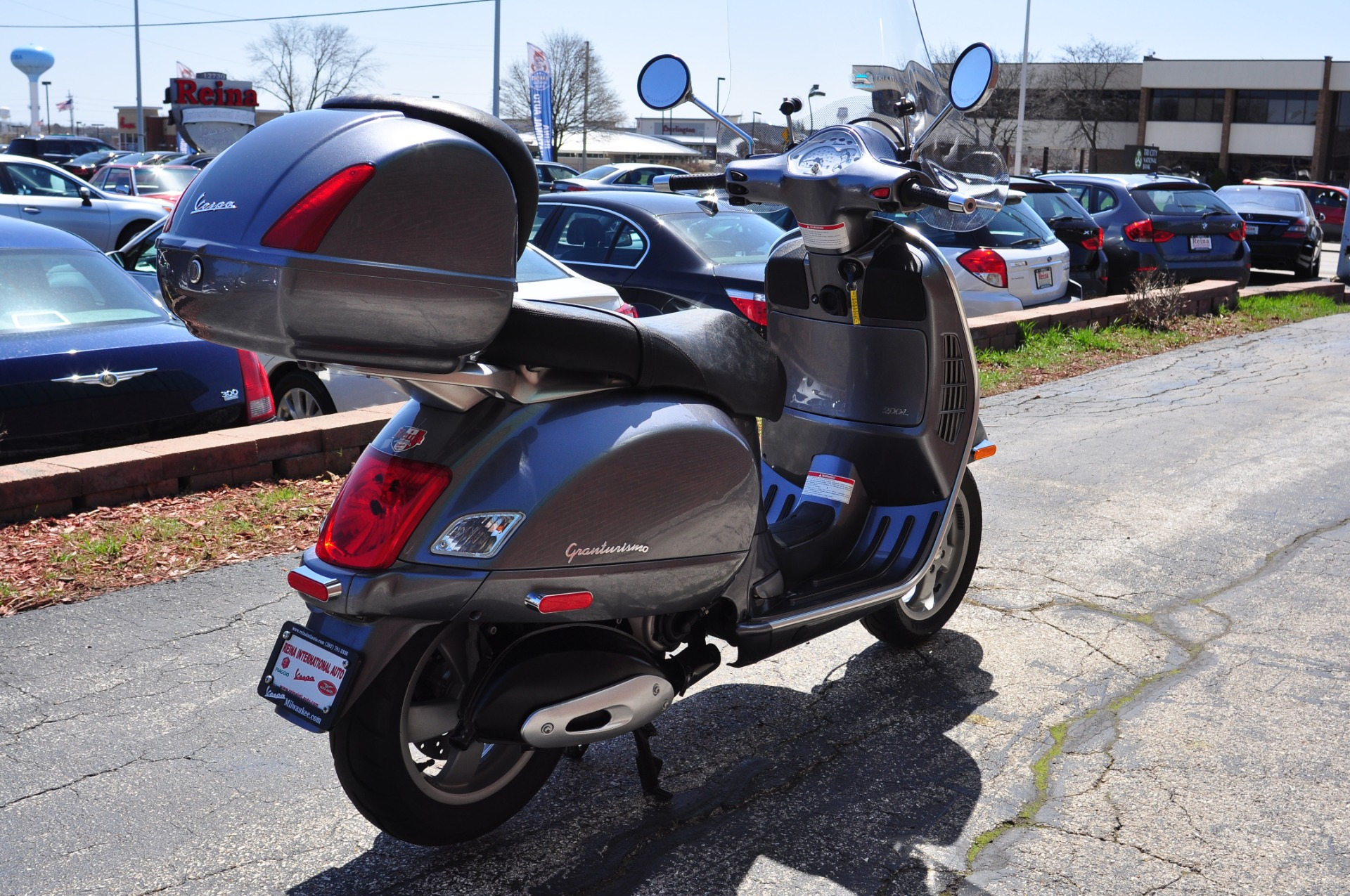 Used-2006-Vespa-GT200L