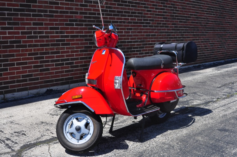 2005 Vespa PX150 Stock # 3028 for sale near Brookfield, WI ...