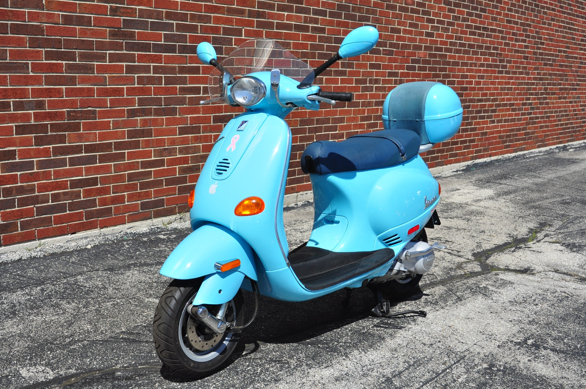West Auto Sales >> 2004 Vespa ET4 150 Stock # 1377 for sale near Brookfield