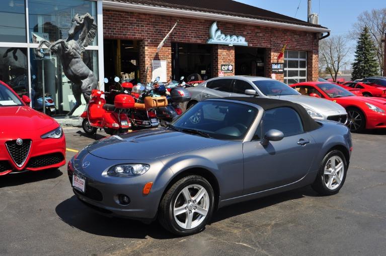Used 2008 Mazda MX-5 Miata Sport | Brookfield, WI