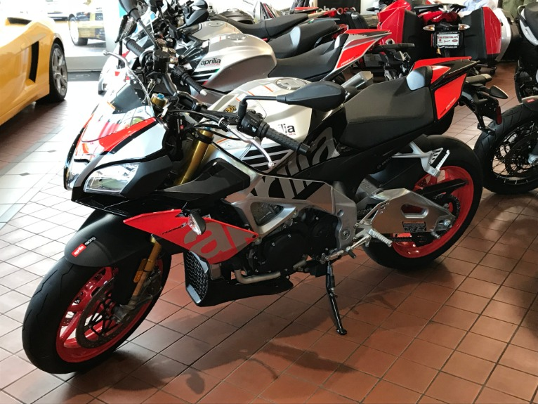 New 2018 Aprilia Tuono V4 1100 Factory  | Brookfield, WI