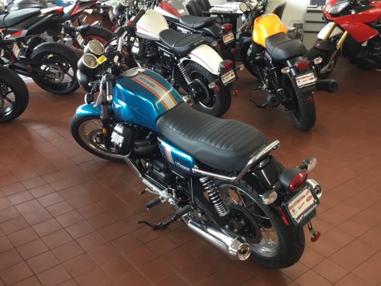 2018 Moto Guzzi V7 III Special Stock # 11060 for sale near