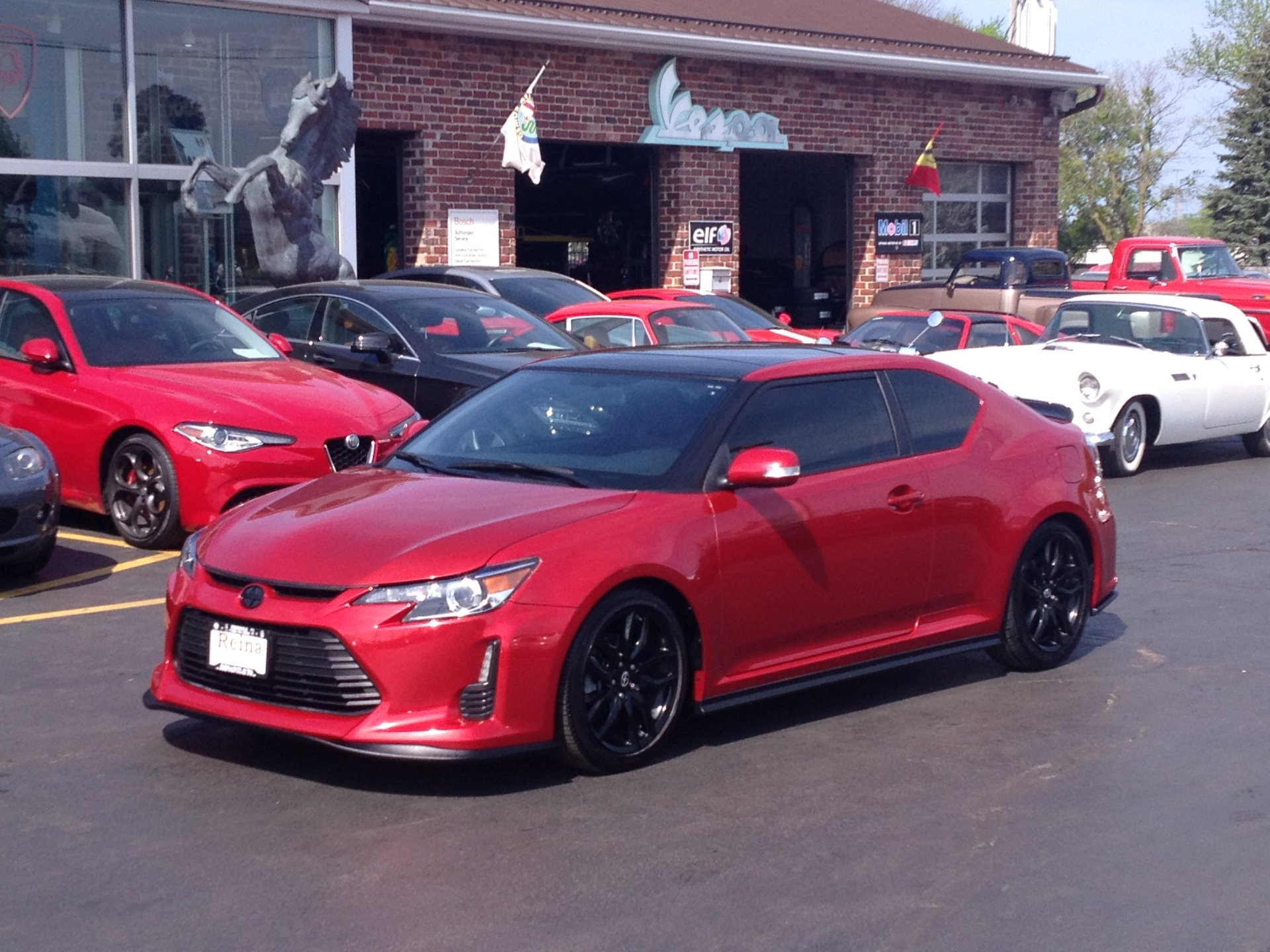 2016 Scion Tc Release Series 10 0 Stock 6635 For Sale